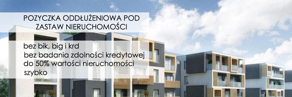 Kredyty pod zastaw Najtaniej w Poznaniu